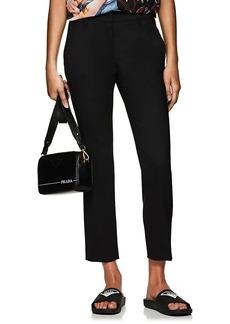 Prada Women's Wool Slim Crop Pants