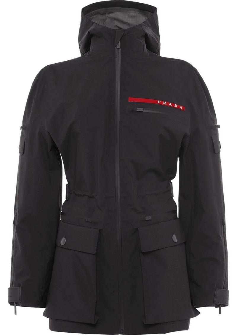 Prada Linea Rossa professional technical jacket