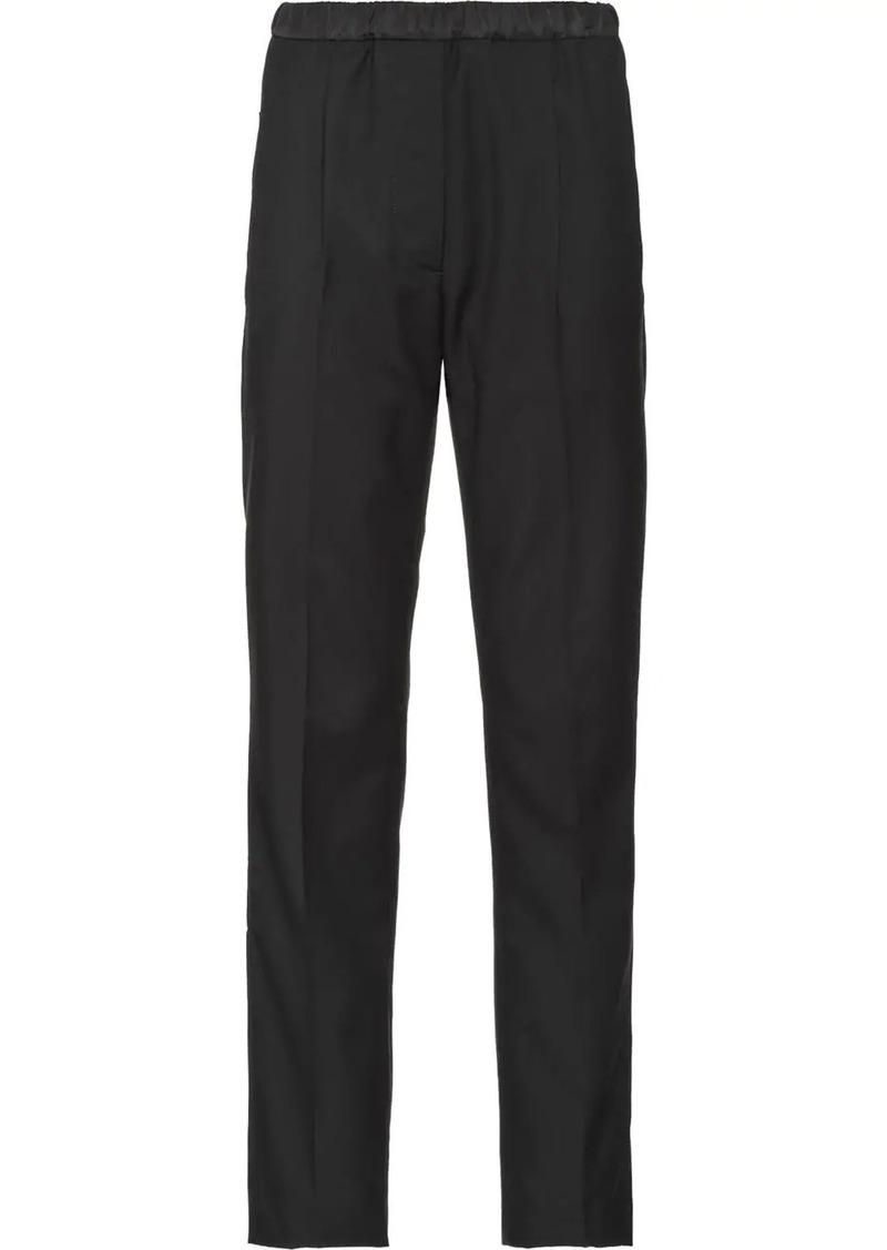 Prada pull-on trousers