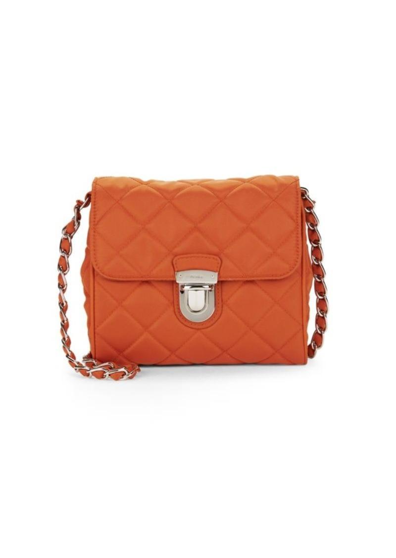 307255c0c7e8 Prada Quilted Crossbody Bag