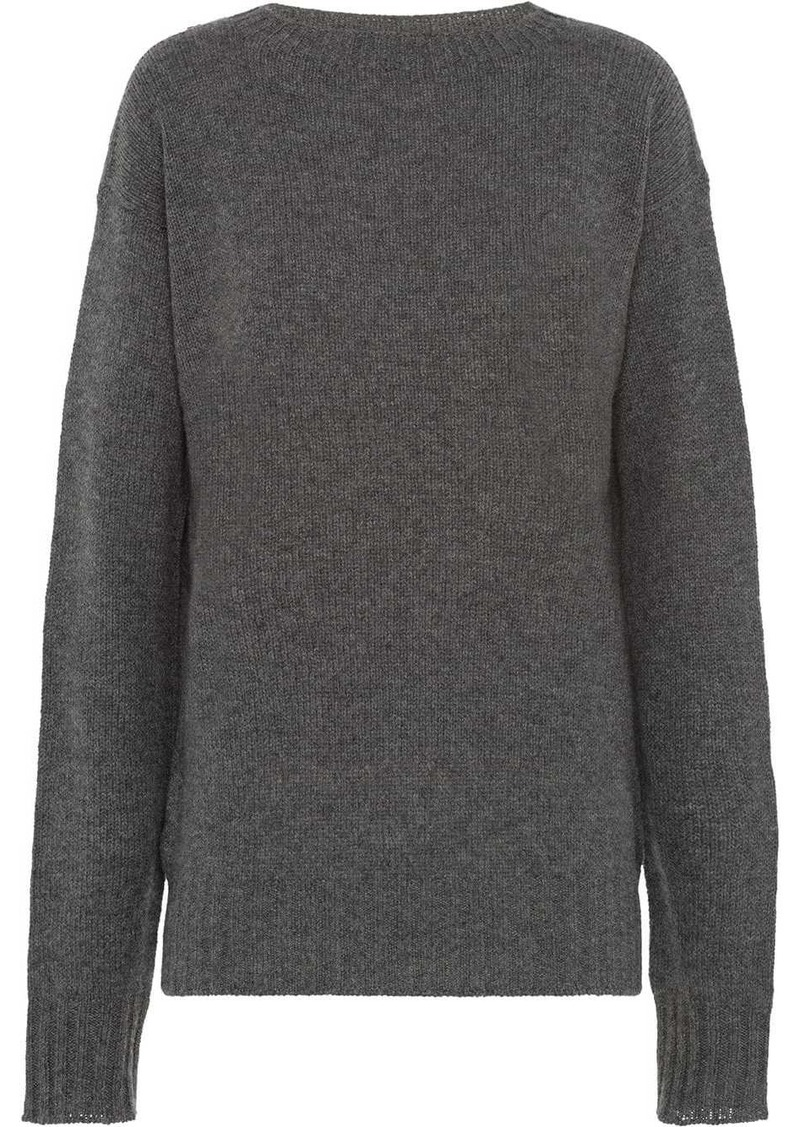 Prada relaxed cashmere jumper
