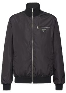 Prada reversible bomber jacket
