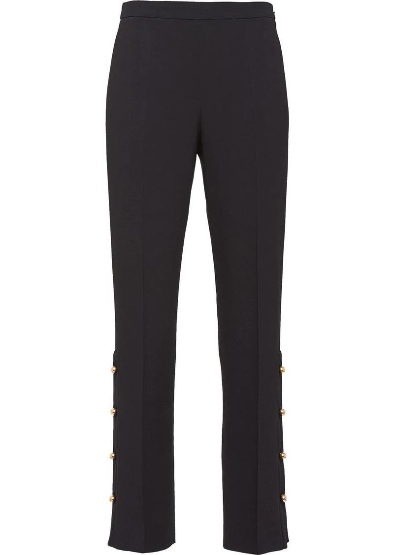 Prada Sablé trousers