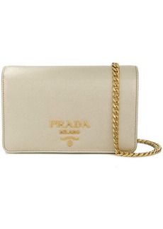 Prada Saffiano chain crossbody bag