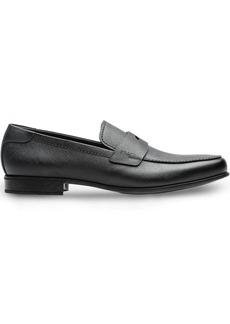 Prada Saffiano classic loafers