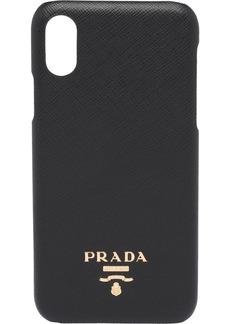 Prada Saffiano iPhone X and XS cover