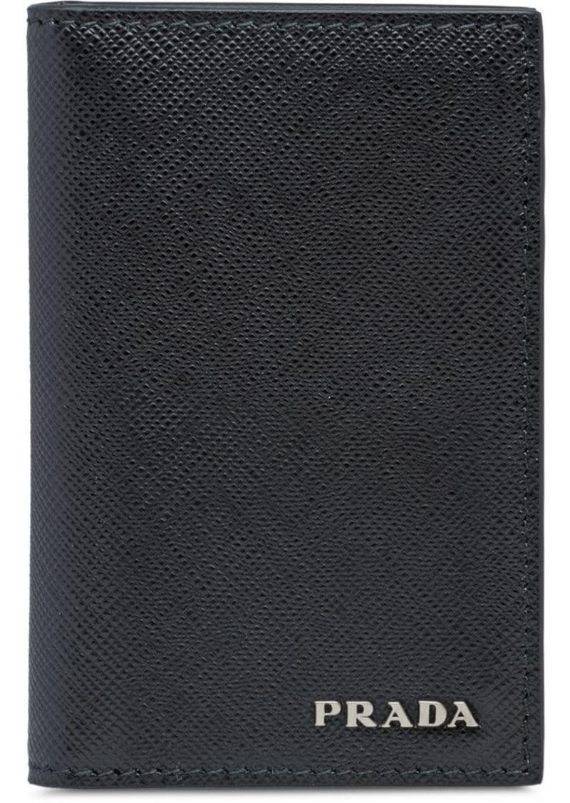 62ec903da186c9 Prada Saffiano Leather Card Holder   Misc Accessories