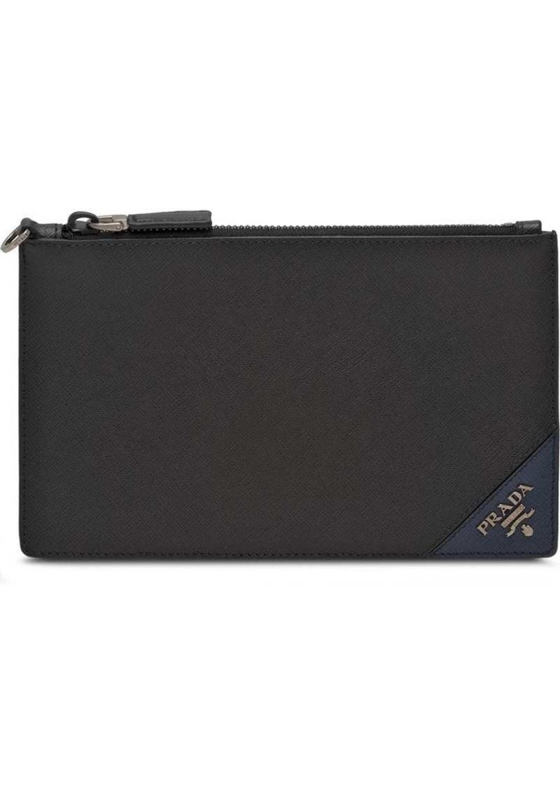 a5dd842df9f3 Prada Saffiano leather document holder | Misc Accessories