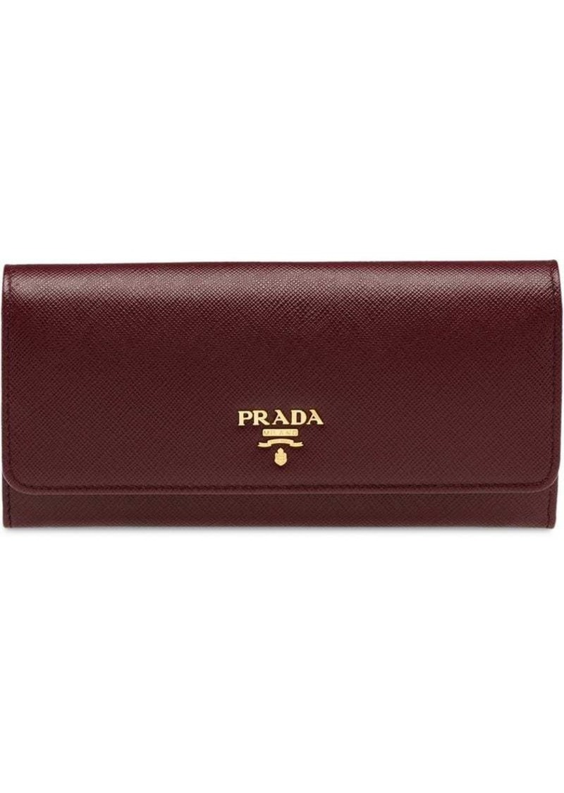 acf41aa175d944 Prada Saffiano Leather Wallet | Misc Accessories