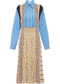 Prada Sablé long dress