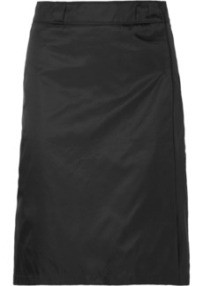 Prada Shell Wrap Skirt