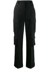 Prada side pocket cargo trousers