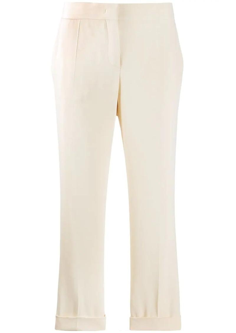 Prada side stripe tailored trousers