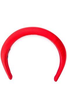 Prada silk headband