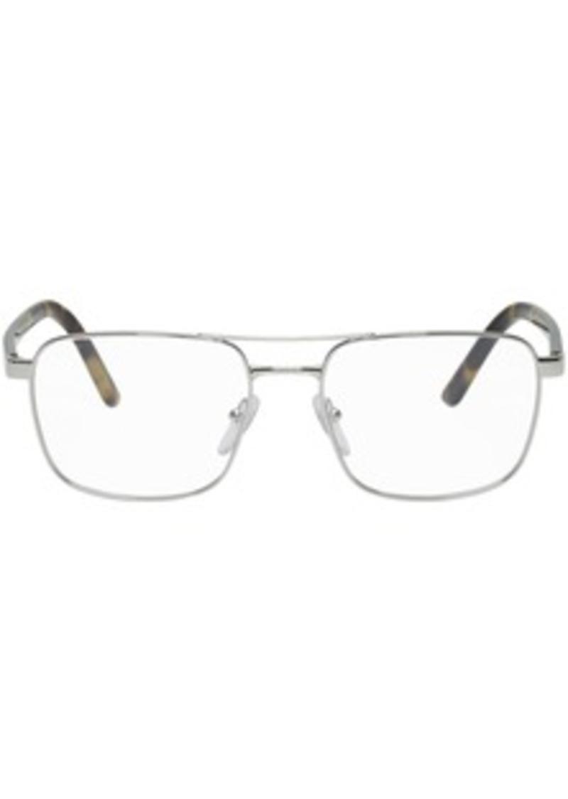 Prada Silver Heritage Glasses