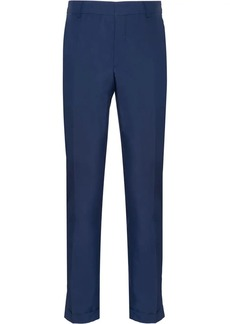 Prada slim-fit chino trousers