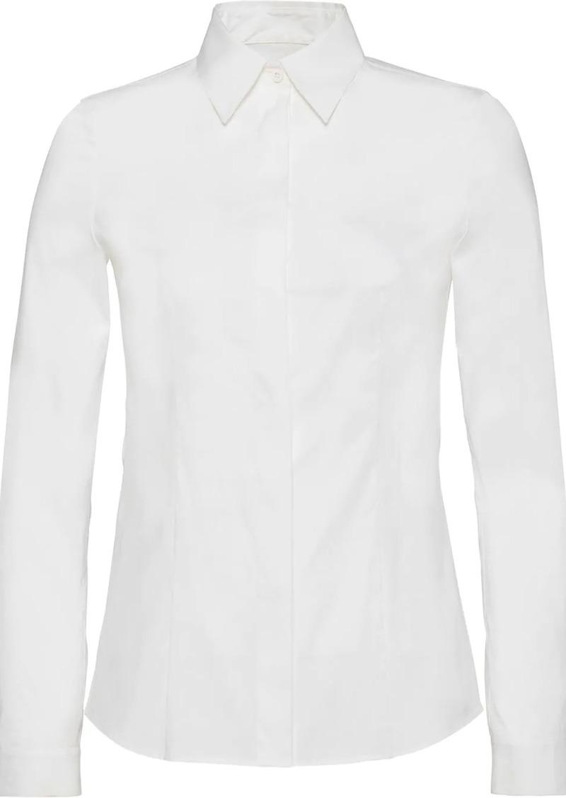 Prada slim-fit shirt