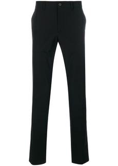 Prada straight leg tailored trousers