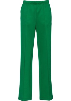 Prada straight-leg track pants
