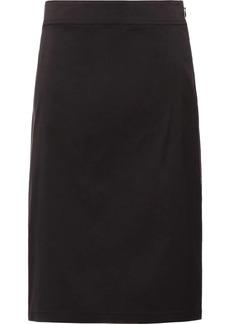 Prada Stretch cotton pencil skirt