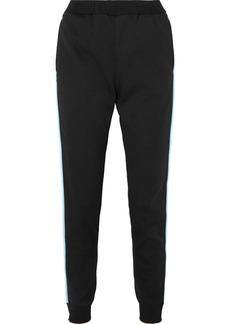 Prada Striped Tech-jersey Track Pants