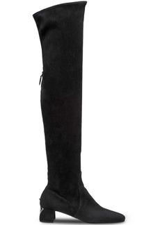 Prada over-the-knee boots