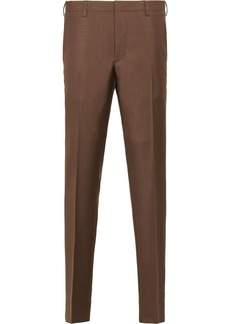 Prada Summer kid mohair trousers