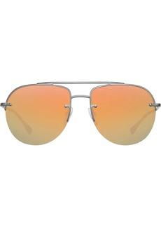 Prada Sunny aviator sunglasses