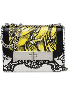 Prada Séverine banana print bag