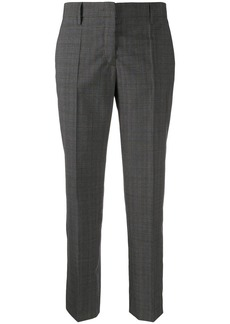 Prada tailored cropped trousers