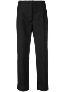 Prada tailored fit trousers