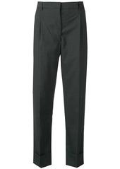 Prada tailored high-waisted trousers