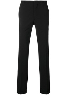 Prada tailored straight leg trousers
