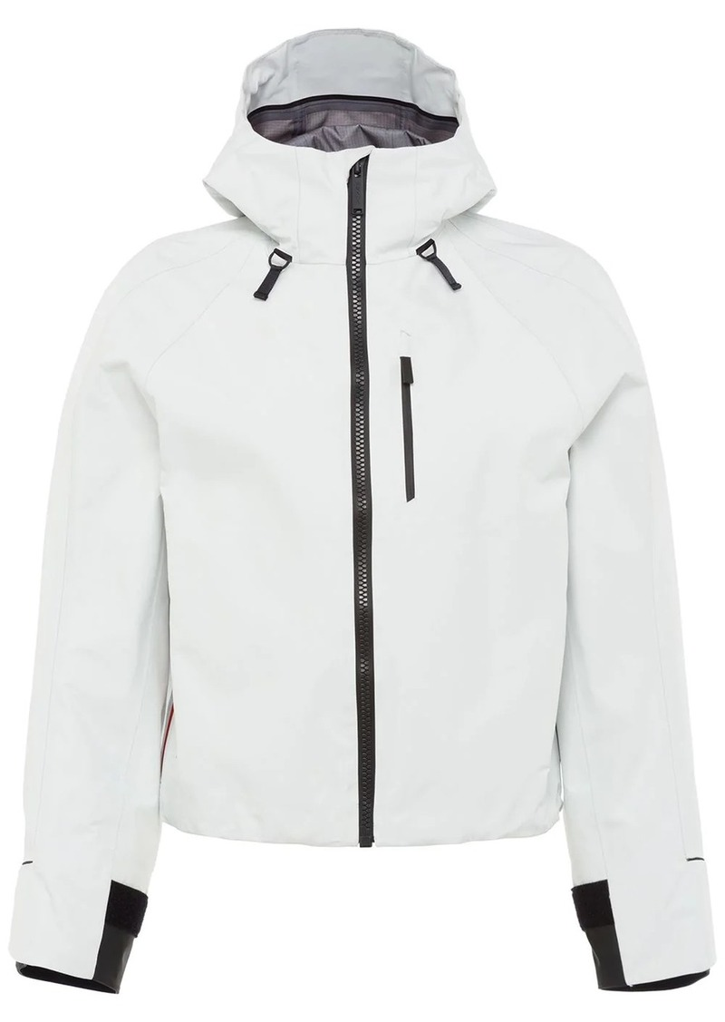 Prada technical fabric jacket