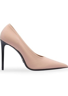 Prada Technical fabric pumps
