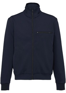 Prada Technical jersey jacket