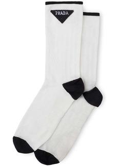 Prada technical nylon socks