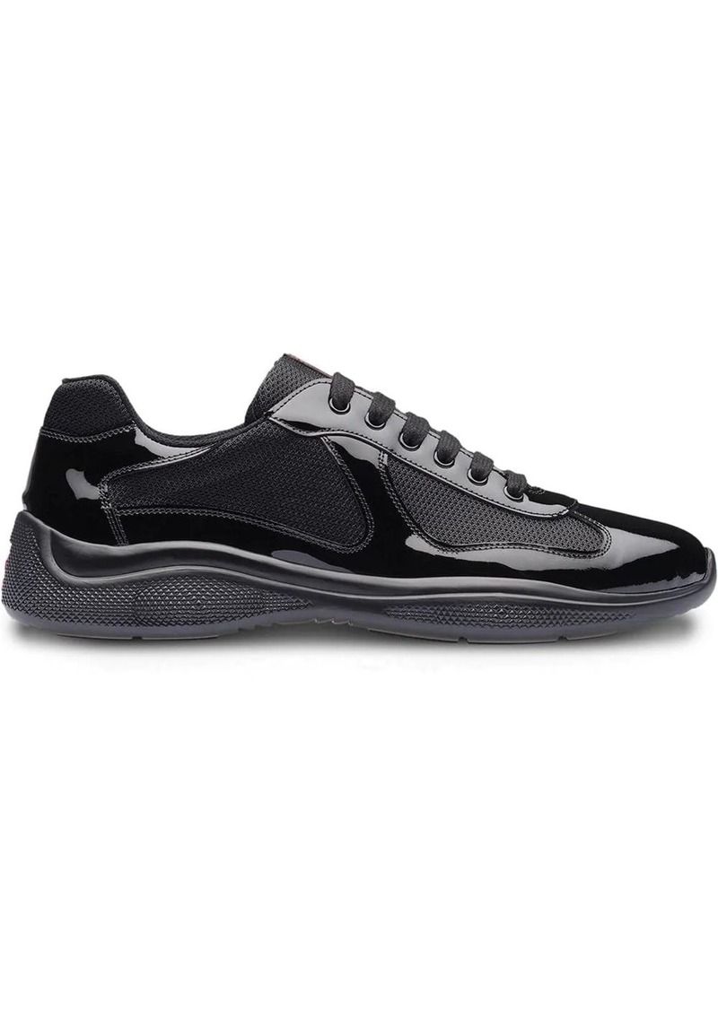 Prada technical sneakers