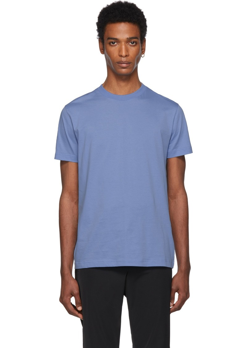 Prada Three-Pack Blue Jersey T-Shirt