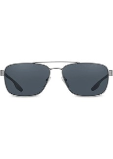 Prada top bar square sunglasses