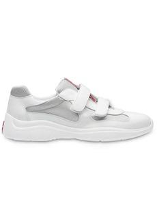 Prada touch strap logo sneakers