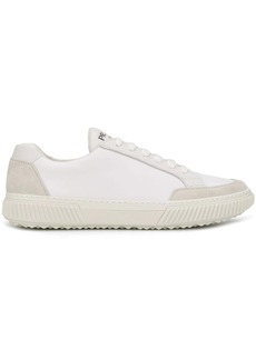 Prada two-toned low-top sneakers