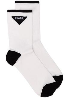 Prada basic logo socks
