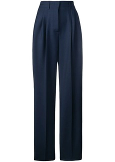 Prada wide-leg tailored trousers
