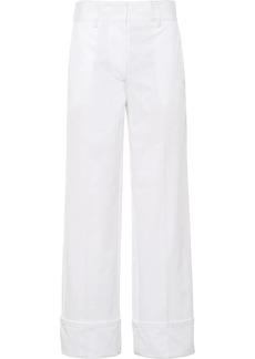 Prada wide-leg trousers