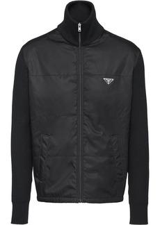 Prada wool and nylon jacket