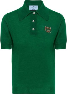 Prada Wool polo shirt