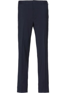 Prada wrinkle-free wool trousers