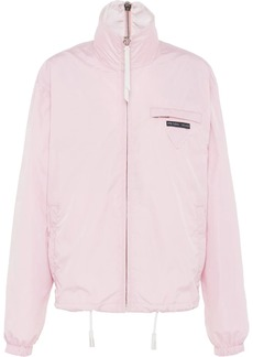 Prada zipped boxy jacket