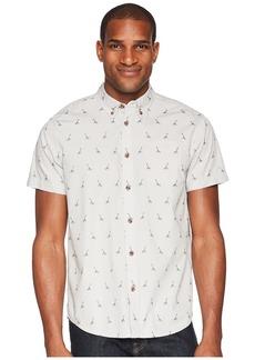 PrAna Broderick Embroidery Shirt